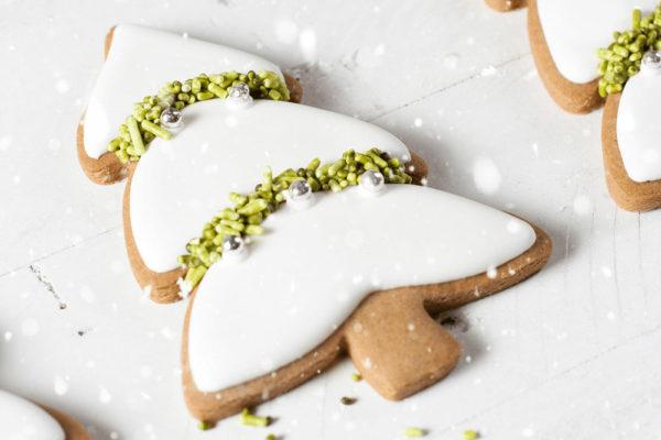 Новогоднее печенье с имбирем —  рецепт от Wisk & Wander