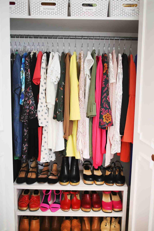 Порядок в шкафу: система