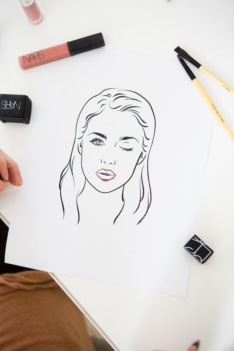 как добавить объем губам
