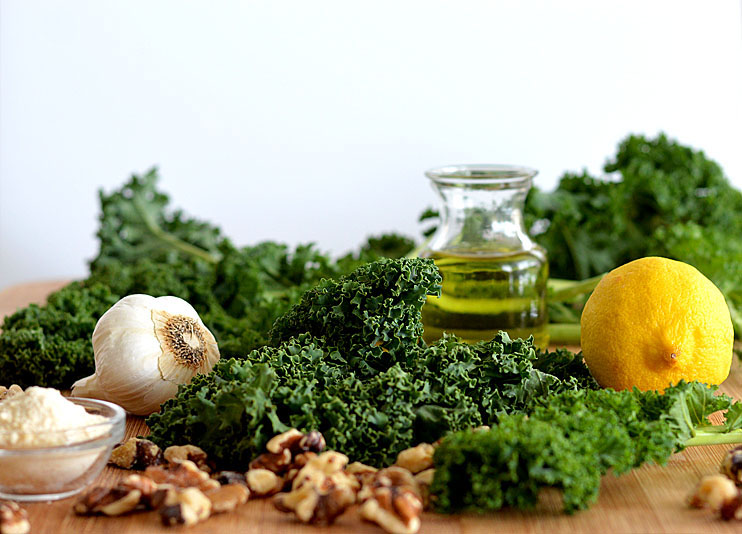 Капуста кале - 4 рецепта с самым полезным овощем в мире.