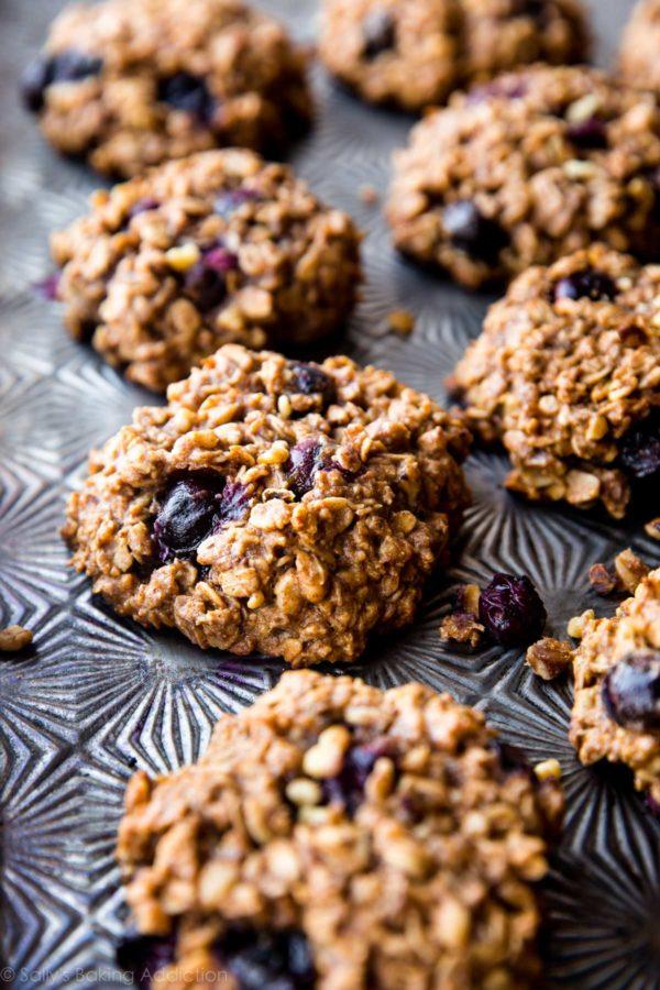 Овсяное печенье к завтраку, быстрый и вкусный рецепт