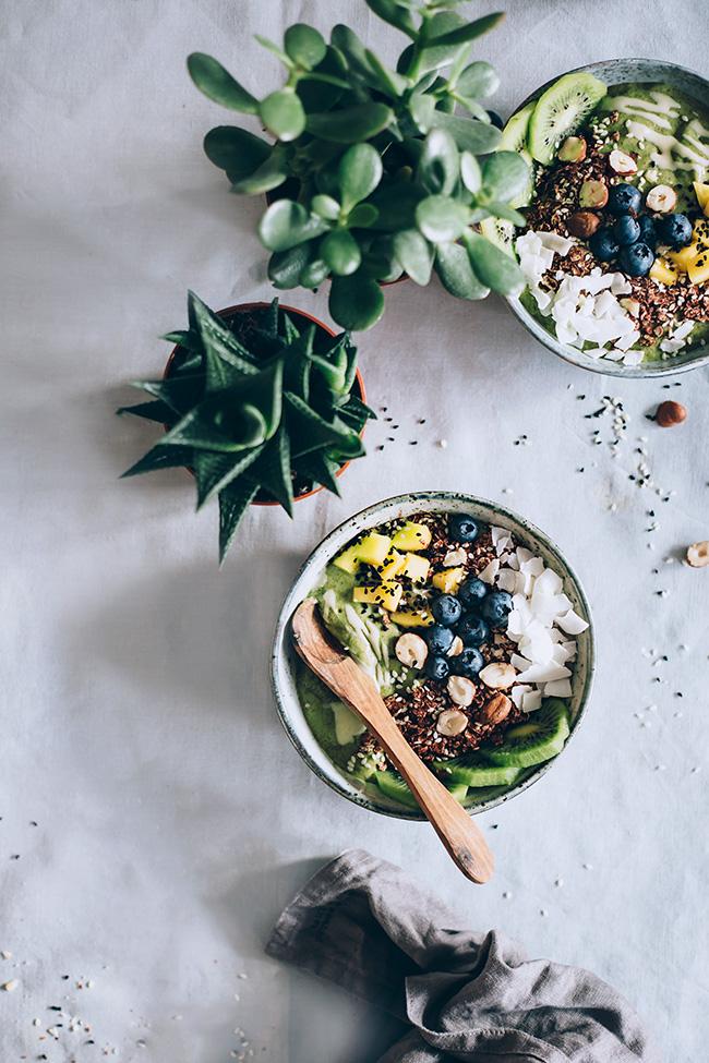 Завтрак детокс для здоровой кожи, помогает бороться со стрессом, защищает нервную систему.