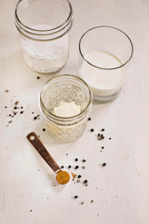 Домашняя соленая карамель, простой и быстрый рецепт