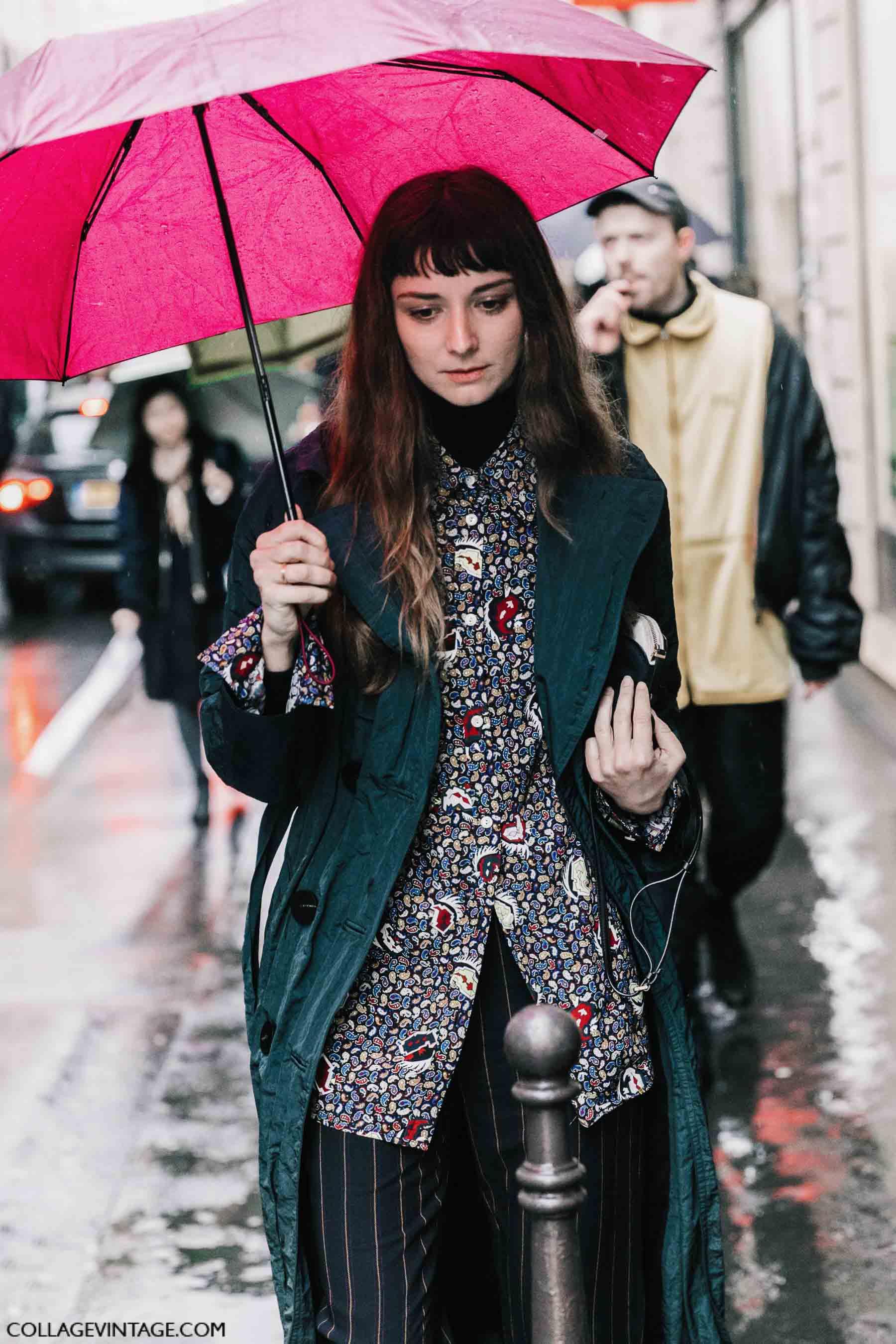 Рубашка с принтом, парижский гардероб, parisian chic, parisian street style
