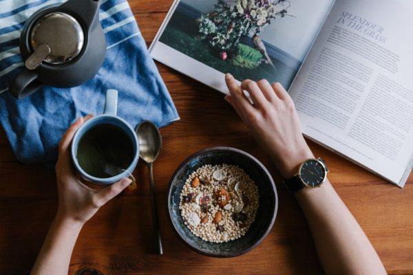 Стройные и здоровые: 30 привычек в еде, которых придерживаются health-гуру