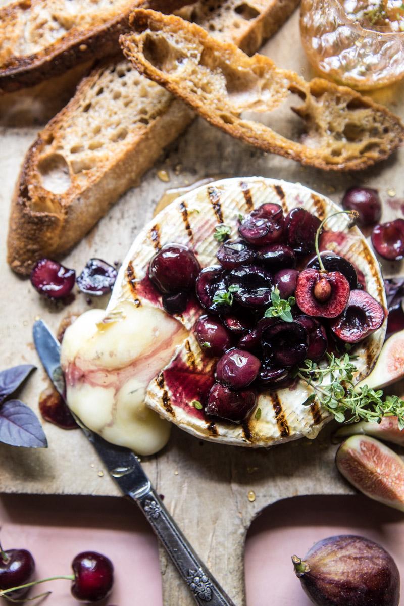 запеченный бри, как запекать сыр