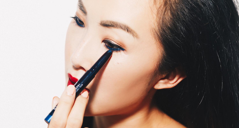 макияж осень 2017