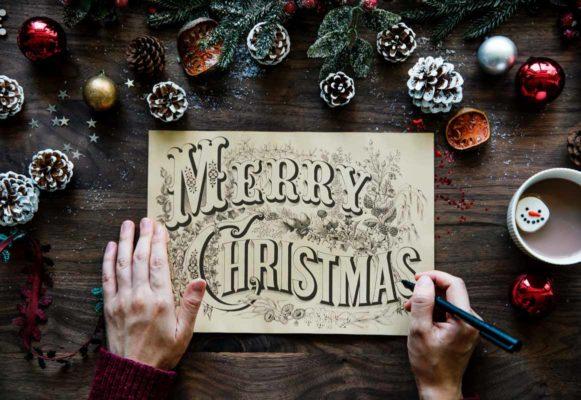 Поздравляем с Рождеством всех, кто отмечает его в эти дни!