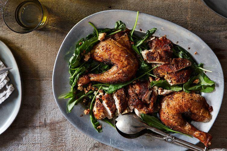 Как приготовить самую нежную курицу в мире - простой рецепт!