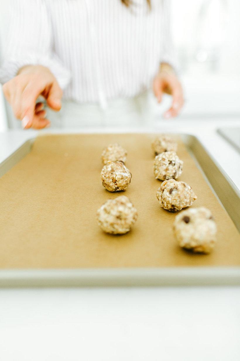 домашнее печенье: простой рецепт - кукисы с шоколадной крошкой
