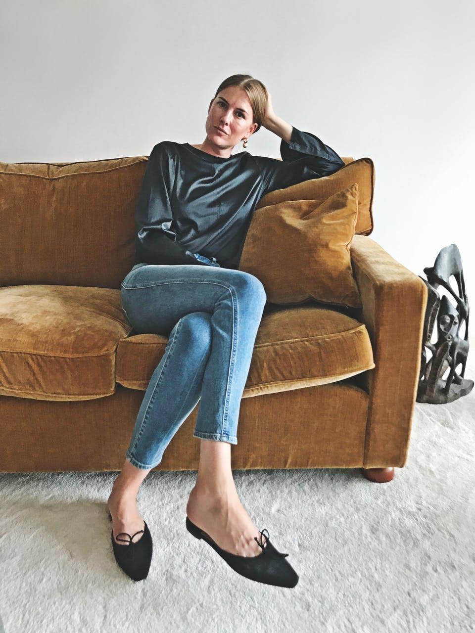 Моя «икона стиля»: Linn Hägglund