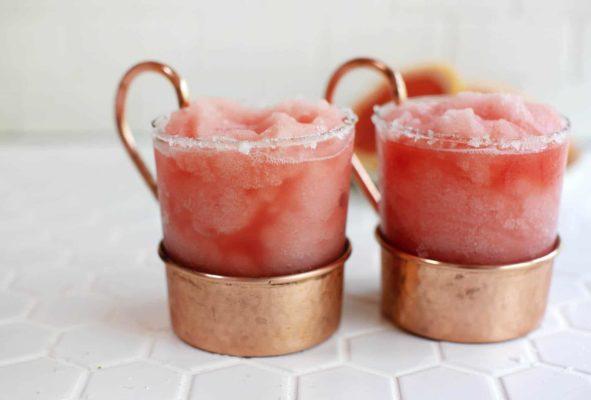 Salty dog: ледяной коктейль для жарких летних вечеров