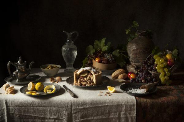 Фламандский яблочный пирог