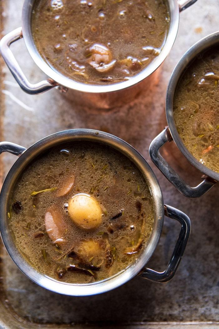 Настоящий луковый суп