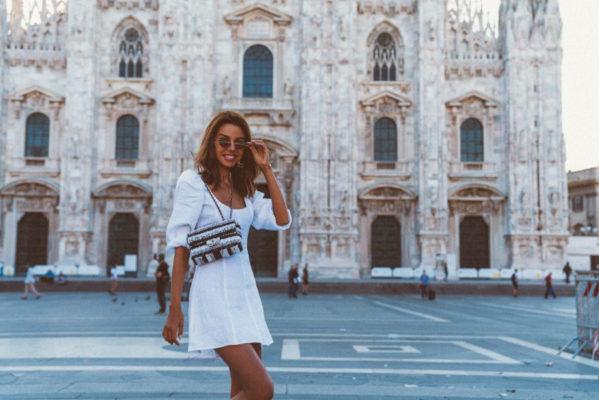 летние платья 2019