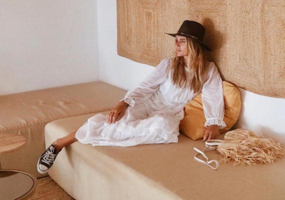 Белые платья 2019 — самое летнее настроение