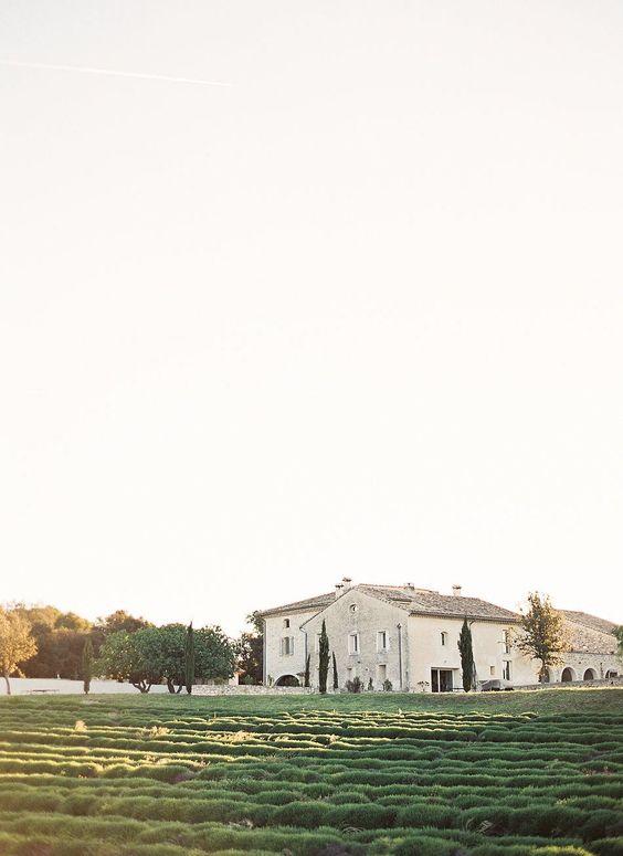 Прогулка по Провансу - Дом