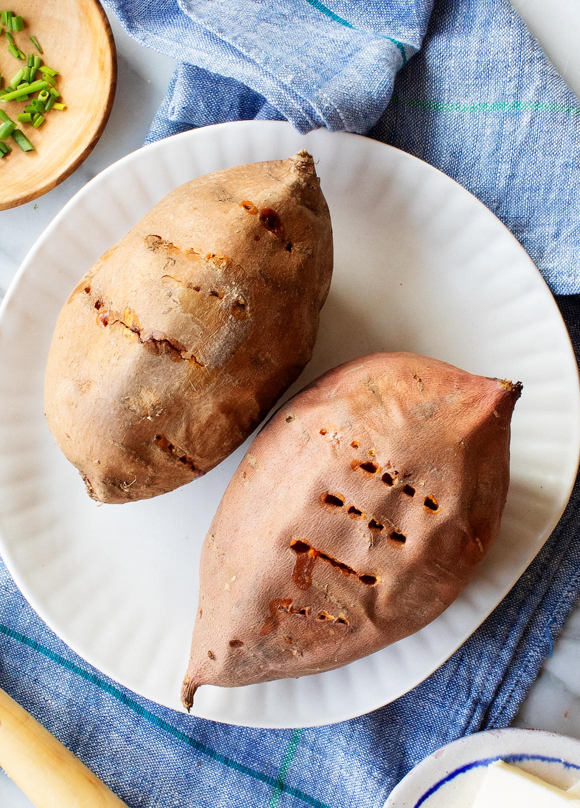 Photo: www.loveandlemons.com, запеченный сладкий картофель