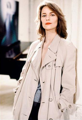 Шарлотта Рэмплинг: парижская икона стиля - Дом