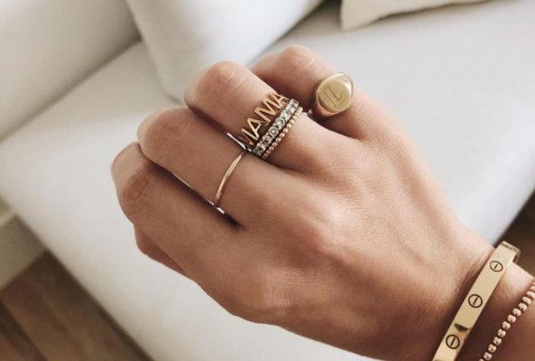 Бижу-тренды: как носить кольца этой зимой